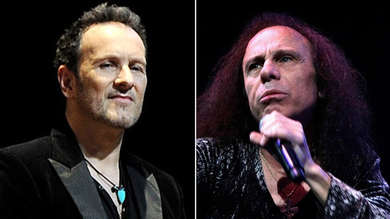 "Vivian Campbell Ronnie Dio - Vivian Campbell On Ronnie James Dio: ""He Never Had The B*lls To Stand Up To Wendy Dio"""