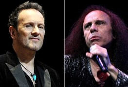 """Vivian Campbell Ronnie Dio - Vivian Campbell Recalls Questioning Ronnie James Dio: """"He Stuck His Finger In My Face"""""""