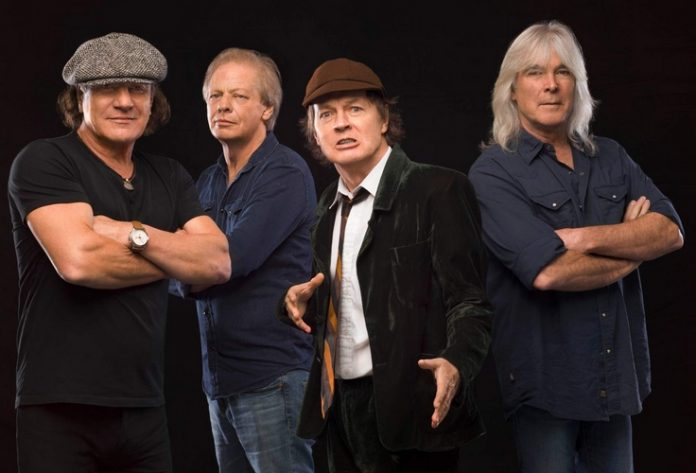 ac dc - AC/DC To Headline North American Festivals & World Tour In 2020