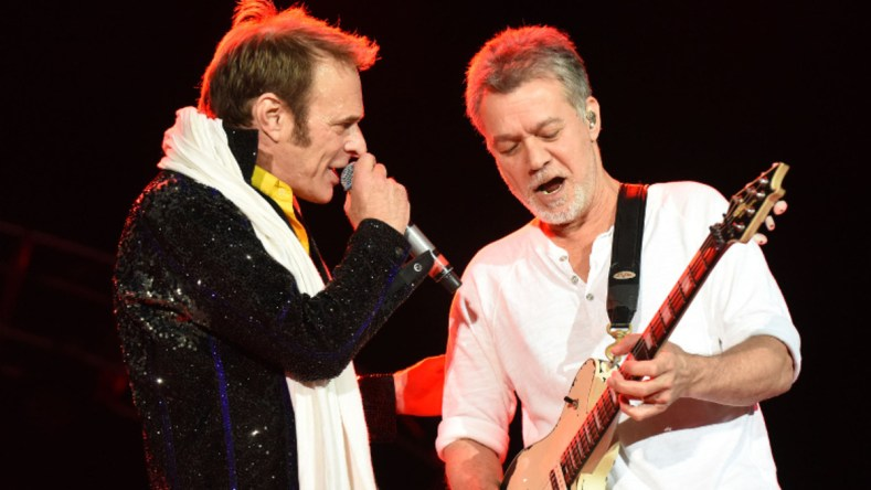 halen leeroth - David Lee Roth Confirms VAN HALEN Reunion Tour Will Not Happen Due To Eddie Van Halen