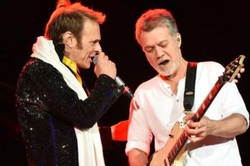 halen leeroth - David Lee Roth Confirms VAN HALEN Reunion Tour Will Not Happen Due To Eddie Van Halen