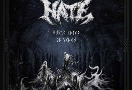 "hate auric - REVIEW: HATE - ""Auric Gates Of Veles"""