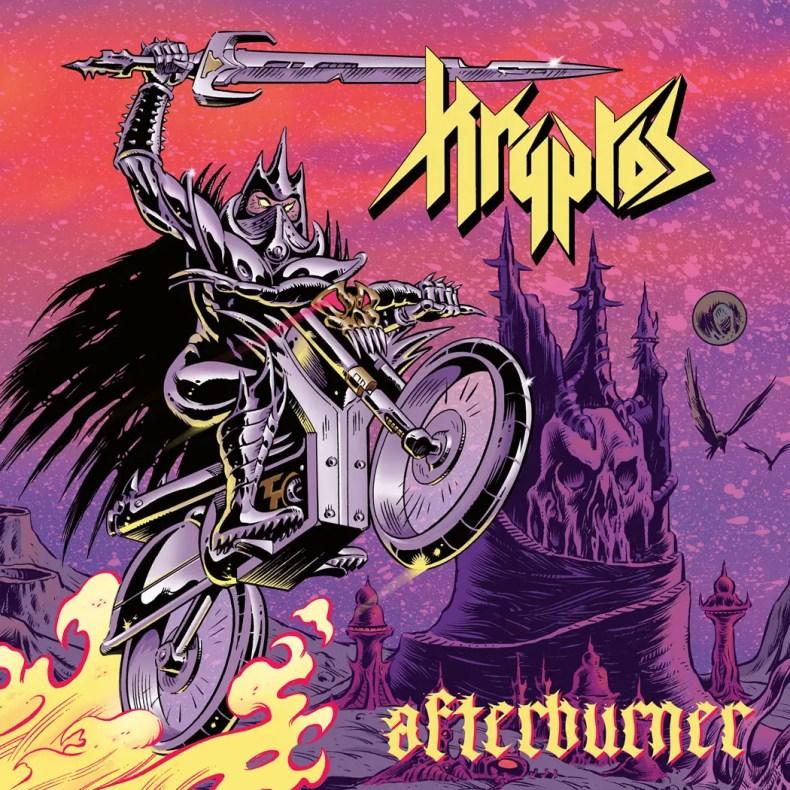 """kryptos Afterburner - REVIEW: KRYPTOS - """"Afterburner"""""""