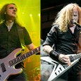 megadeth david ellefson dave mustaine - MEGADETH Comments On Leak Of 'Embarrassing' DAVID ELLEFSON Videos