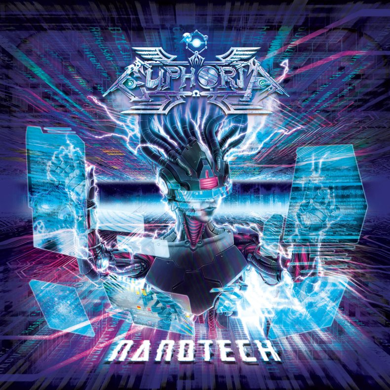 "nanotech cover - REVIEW: EUPHORIA Ω - ""Nanotech"""