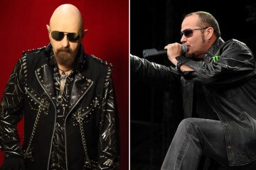 "rob halford tim owens - Tim 'Ripper' Owens Dismisses JUDAS PRIEST Rob Halford's Comment: ""Maybe I'm Gay & I Didn't Know It"""