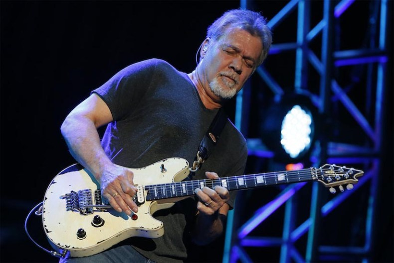 Eddie Van Halen - Explaining The Petrifying, Intimidating Genius of EDDIE VAN HALEN