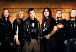 Iron Maiden - Bruce Dickinson Calls IRON MAIDEN's Debut Self Titled Album 'Sh*t'