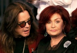 osbournes - Sharon Osbourne Recalls OZZY OSBOURNE's Money Problems During Early Days