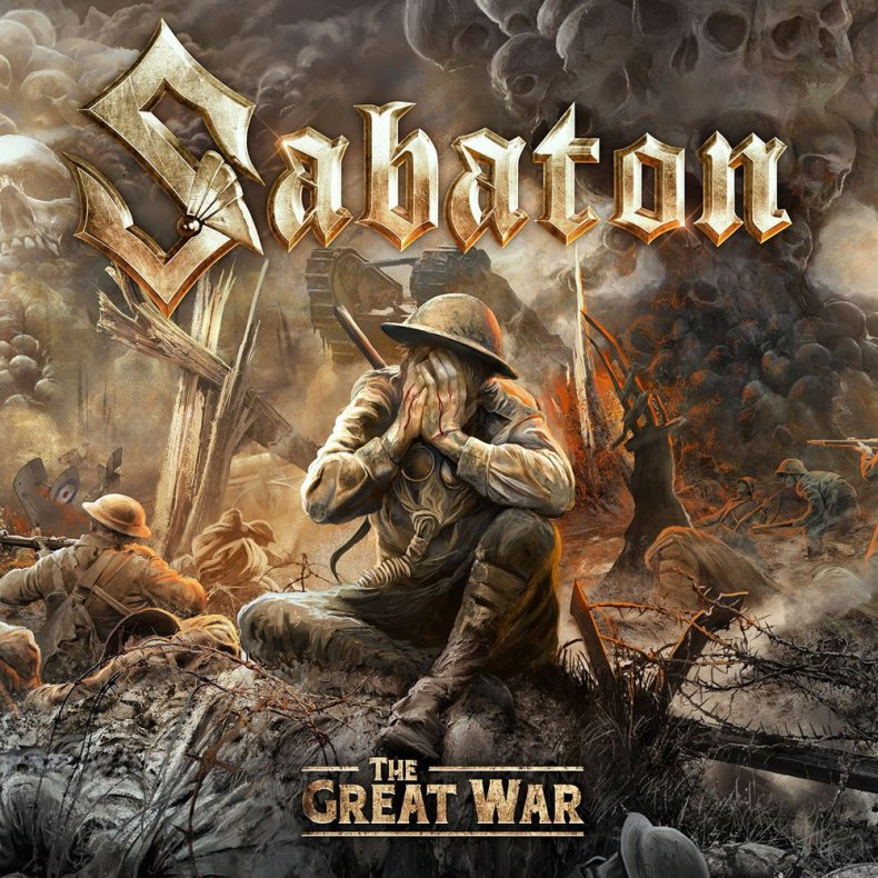 "sabaton tgw - REVIEW: SABATON - ""The Great War"""