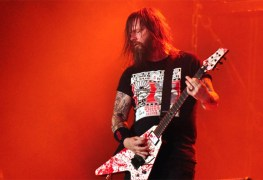 Gary Holt - SLAYER's Gary Holt Pens Down Tear Inducing Letter To His 2 Year Old Baby