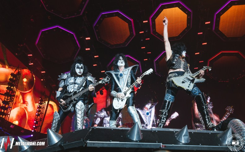 KIss Hellfest 2019 18 - POISON, KISS & WARRANT Included In 12 Most Overrated Hard Rock Bands of All Time