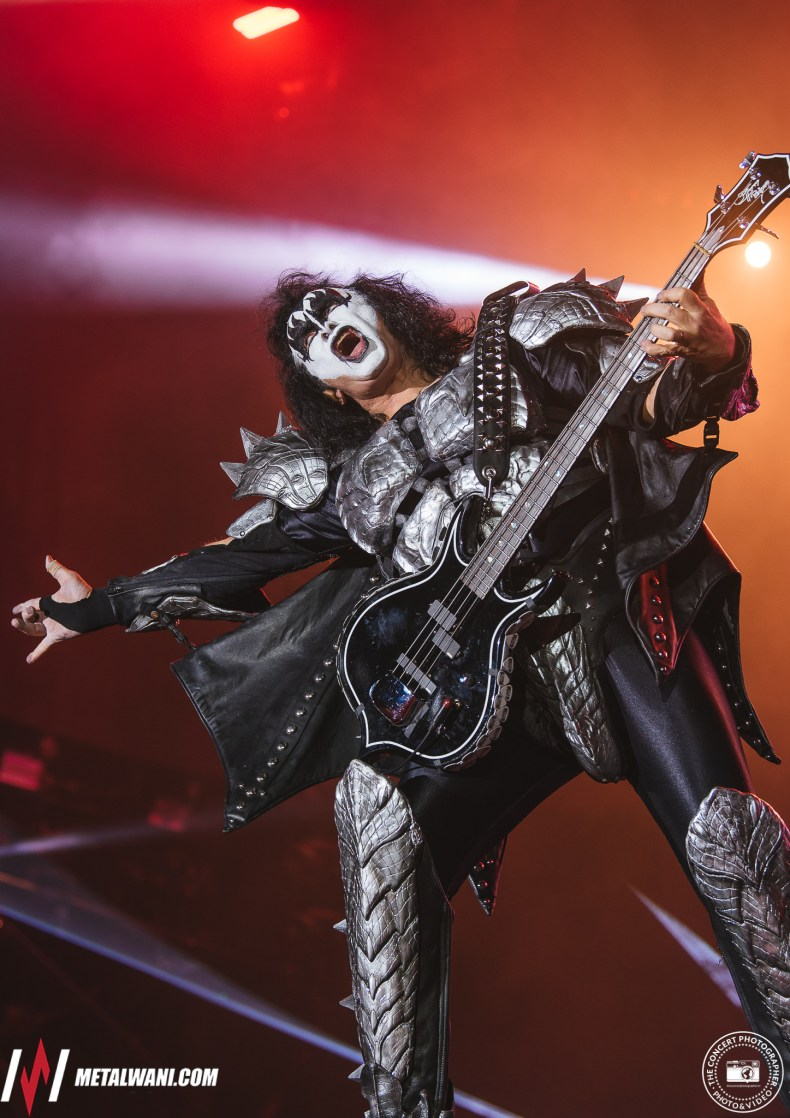 """KIss Hellfest 2019 30 - KISS: """"GN'R, AC/DC & Scorpions All Opened for Us, But This Band Was Our Most Exciting Opening Act"""""""