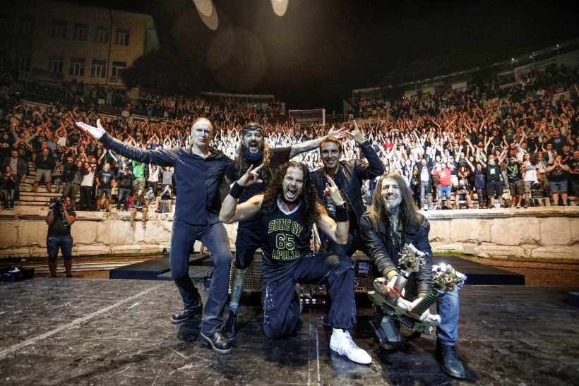 """SOA Live 2019 - DVD REVIEW: SONS OF APOLLO - """"Live With The Plovdiv Psychotic Symphony"""""""