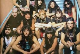 """Thrash - Report: Get Ready For """"Clash Of The Titans"""" Tour Featuring Top Thrash Bands"""
