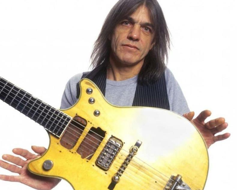 """malcolm young - EX-AC/DC Singer Says He Knew About Malcolm Young's Health Issue: """"I Kept It Secret"""""""