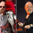 rob halford lars ulrich - JUDAS PRIEST's Rob Halford Mocks Lars Ulrich on Instagram; Fans Share A Laugh
