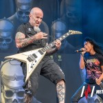 Anrthrax 3 - GALLERY: WACKEN OPEN AIR 2019 Live at Schleswig-Holstein, Germany – Day 2 (Friday)
