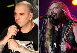 Anselmo Zakk - Is It Time For PANTERA Tribute Tour With Zakk Wylde & Rex Brown? Phil Anselmo Weighs In