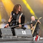 Anthrax 13 - GALLERY: WACKEN OPEN AIR 2019 Live at Schleswig-Holstein, Germany – Day 2 (Friday)