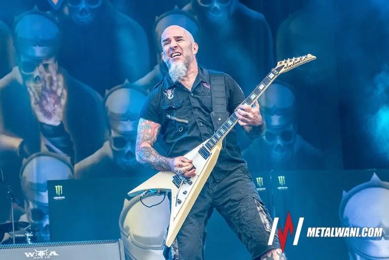 Anthrax 2 - Metal Rockstars Who Enjoy Online Gambling