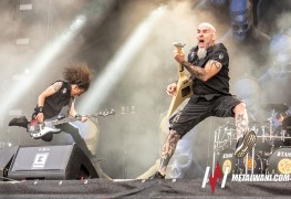 Anthrax 7 - GALLERY: WACKEN OPEN AIR 2019 Live at Schleswig-Holstein, Germany – Day 2 (Friday)