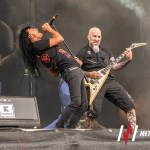 Anthrax 8 - GALLERY: WACKEN OPEN AIR 2019 Live at Schleswig-Holstein, Germany – Day 2 (Friday)