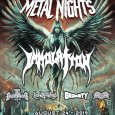 BOA Nights - GIG REVIEW: BANGALORE OPEN AIR Metal Nights Feat. IMMOLATION Live at Gilly's Redefined, Bangalore