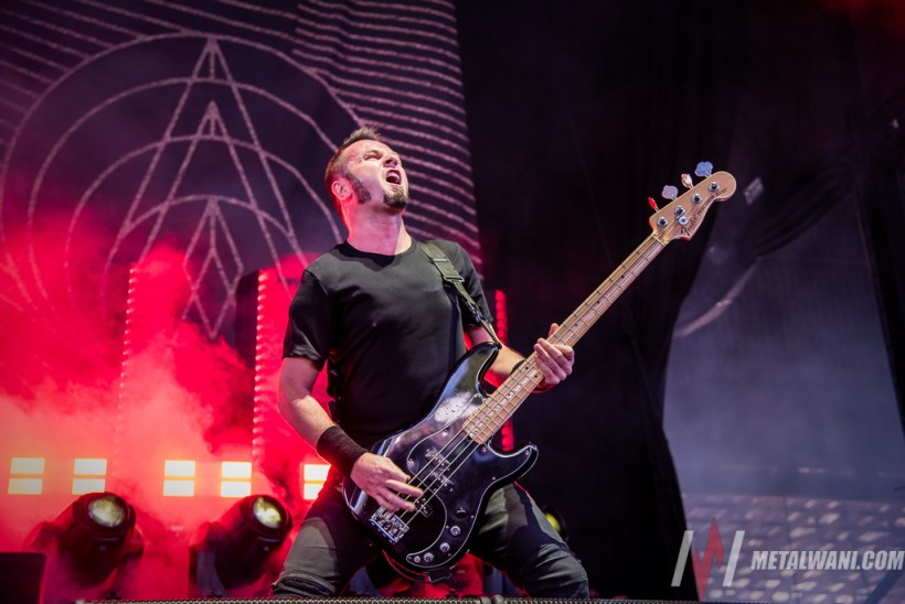 Gojira 02.jpg - GIG REVIEW: KNOTFEST ROADSHOW Ft. Slipknot, Volbeat & Gojira Live at Darien Lake, NY