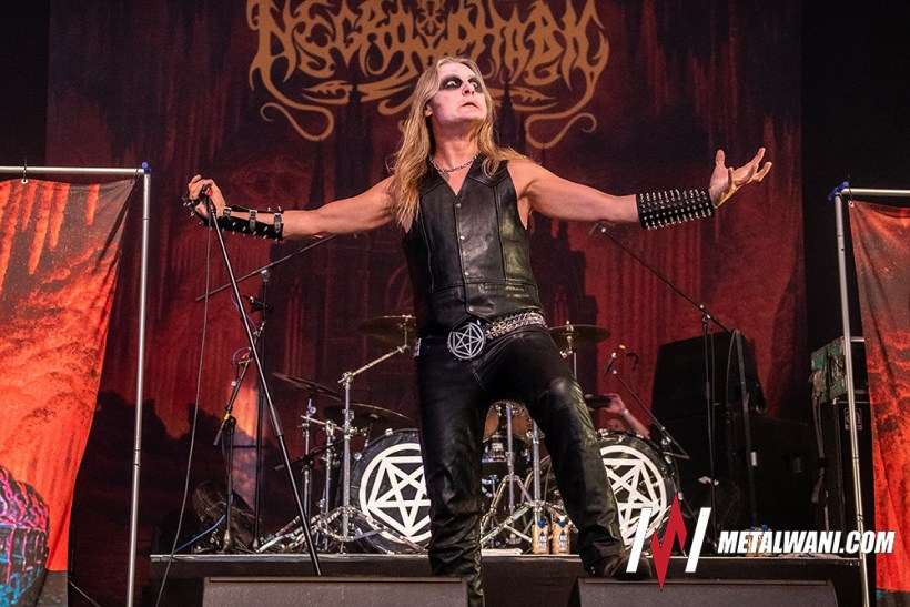 Necrophobic 9 - FESTIVAL REVIEW: WACKEN OPEN AIR 2019 Live at Schleswig-Holstein, Germany – Day 1 (Thursday)