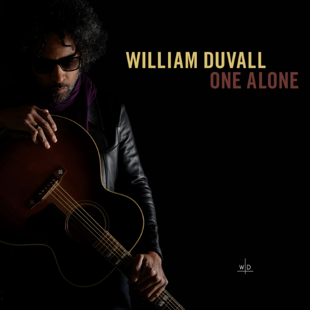 """One Alone William - REVIEW: WILLIAM DUVALL - """"One Alone"""""""