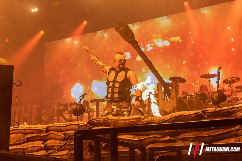 Sabaton 12 - GALLERY: BLOODSTOCK OPEN AIR 2019 – Day 2 (Friday)