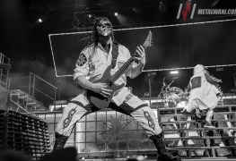 Slipknot 07.jpg - GALLERY: KNOTFEST ROADSHOW Ft. Slipknot, Volbeat & Gojira Live at Darien Lake, NY