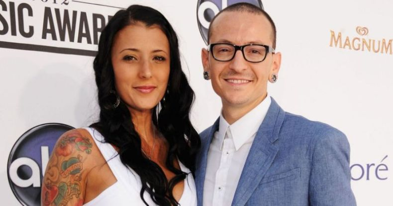 "Talinda Chester - Chester Bennington's Widow Is Engaged: ""A Death Of A Soulmate Doesn't Mean The Death Of You"""