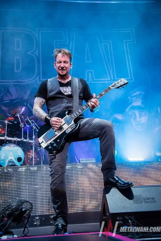 Volbeat 012.jpg - GIG REVIEW: KNOTFEST ROADSHOW Ft. Slipknot, Volbeat & Gojira Live at Darien Lake, NY