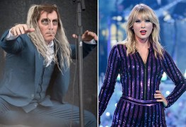 """taylor swift maynard james keenan - """"Who The F*ck Is TOOL? Fans Freak Out After 'An Unknown Band' Dethroned TAYLOR SWIFT"""