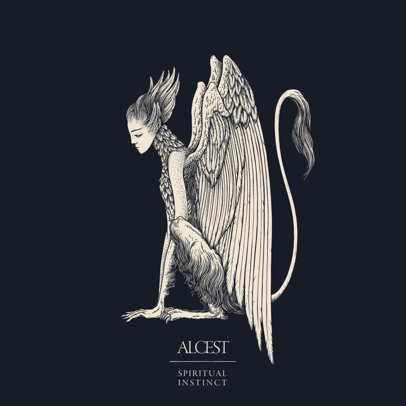 "Alcest Spiritual Instinct - REVIEW: ALCEST - ""Spiritual Instinct"""