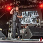 Phill Campbell The Bastard Sons 6 - GALLERY: STONEDEAF FESTIVAL 2019 Live at Newark, UK