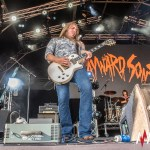 Wayward Sons 3 - GALLERY: STONEDEAF FESTIVAL 2019 Live at Newark, UK