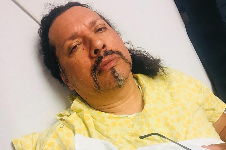 ozfox - STRYPER's Oz Fox Has 2 Brain Tumors; Doctors Reveals The Growth Has Increased