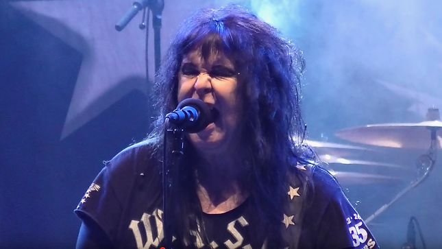 Blackie Lawless - W.A.S.P. Announce World Tour To Celebrate Their First Four Albums