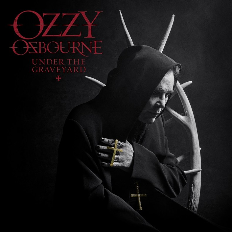 Ozzy osbourne  - Stream OZZY OSBOURNE New Single 'Under The Graveyard', His First New Solo Music In 10 Years