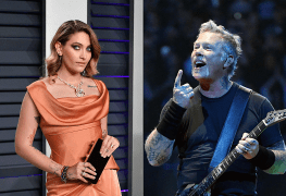 Paris Jackson Metallica - Michael Jackson Daughter Recalls Skipping Her Prom To Go To A METALLICA Concert
