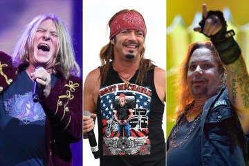 Crue Poison Leppard - MÖTLEY CRÜE, DEF LEPPARD & POISON Stadium Tour Add One More Band To The Bill