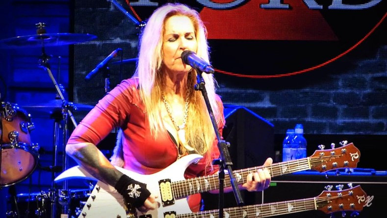 litaford - LITA FORD Shares An Exciting News On Upcoming 'Bada*s' Album