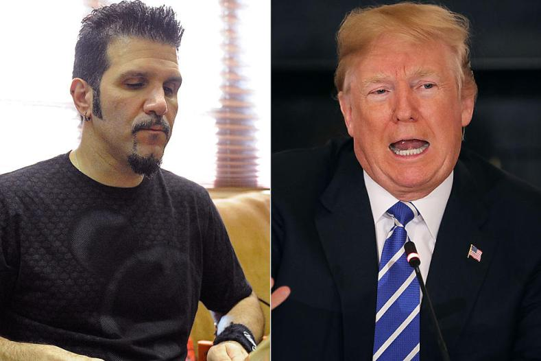 Charlie Benante Donald Trump - Charlie Benante Slams Republicans For Rejecting Witnesses In Trump Impeachment Trial