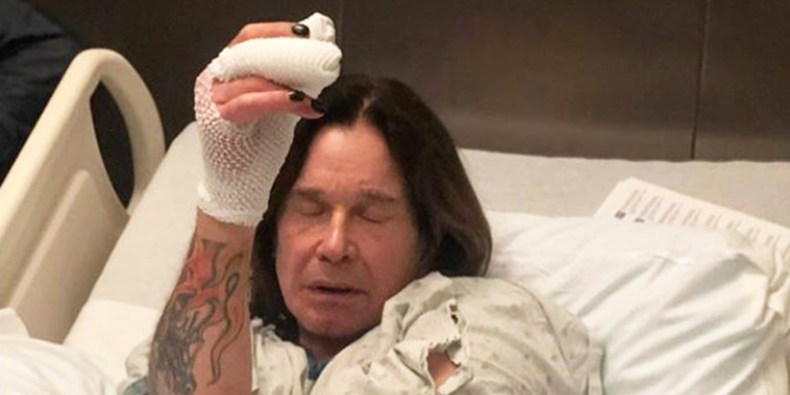 ozzy osbourne - REPORT: Source Claims OZZY OSBOURNE Is on His Deathbed