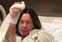 ozzy osbourne - OZZY OSBOURNE Addresses Bad News Amid Parkinson's Battle As He Opens Up On Death Fears