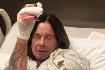 ozzy osbourne - OZZY OSBOURNE To Undergo 'Major Surgery'