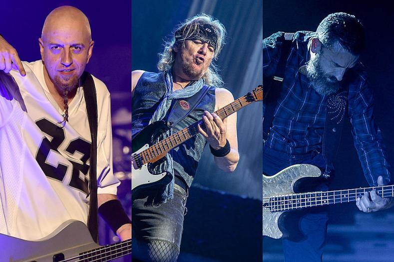 soadimtool - Watch Members of Tool, System Of A Down & Iron Maiden Jam Together